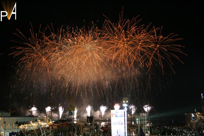 Photo fêtes maritimes de Brest 2008 (3)