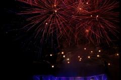 Photo spectacle Les Tambours de feu à Harcourt(2)