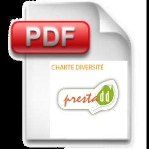 Logo Charte diversité pdf
